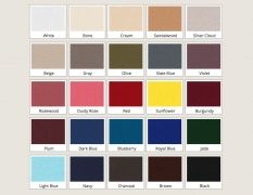 Wyndham Color Options