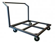 Custom 4' x 4' Flat Cart