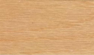 "Tongue & Groove-Natural: 3/8"" x 3"" engineered hardwood floor planks are glued to a 3/4"" thick 11-Ply marine grade plywood base."