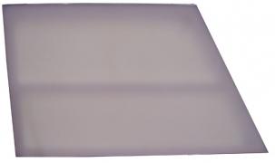Natural Polyethylene Milk Plexi Trapezoid Stage Deck