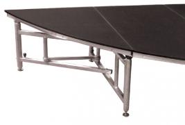 Custom  WunderstructureFor Curved Deck