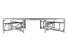 8' x 12' Wunderstructure       Bridging Stage System