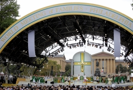 Pope FrancisWorld Meeting of Families Philadelphia 2015