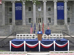 Naval Square Awards Presentation-Staging by Light Action, Inc.