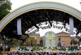 Pope Francis World Meeting of Families Philadelphia, 2015